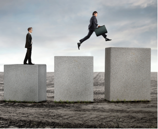 advancement principle GREAT success under pressure